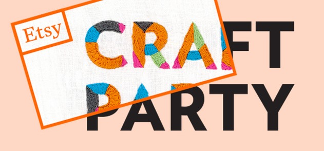 global Etsy Craft Party 2014