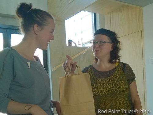 AnnaKarina van studio waanZin and Jojanneke from metdraadenraad