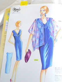 Marfy Pattern Dress 0303