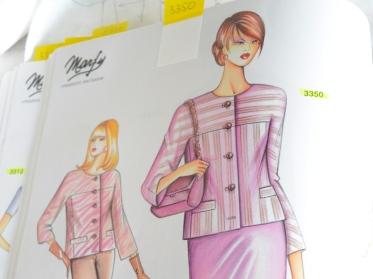 Marfy Jacket 3350