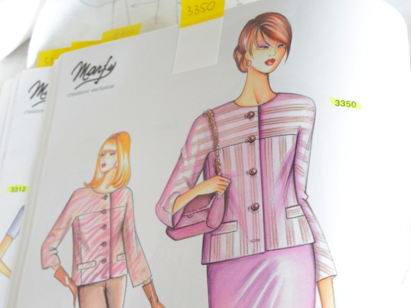 Marfy Pattern Jacket 3350