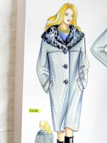 Marfy coat 2246