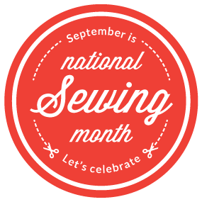 Septemner Sewing Month