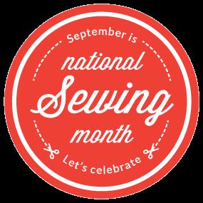 Septemner Sewing Month