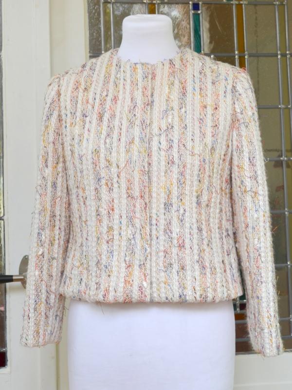 Jacket based on Simplicity 4991 pattern