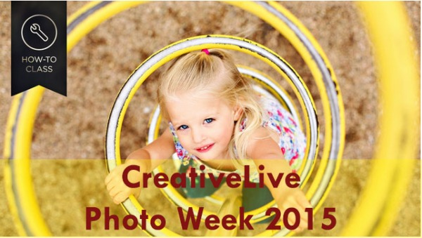 CreativeLive, photo week, photography
